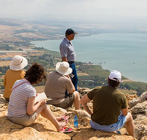 In Depth Classical Israel Tour