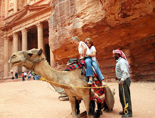3 Days / 2 Nights Jordan Extension including Petra