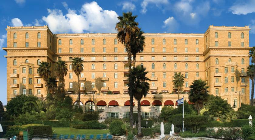 The King David Hotel, Jerusalem (5-Star Deluxe)