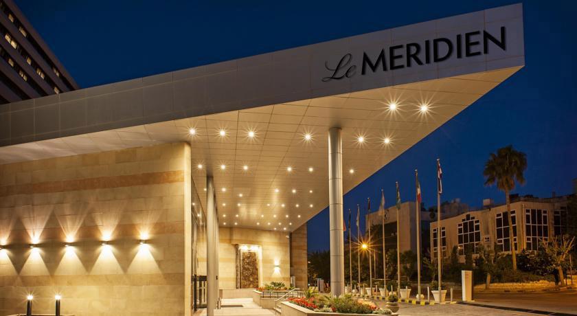 Le Meridien Amman Hotel, Jordan