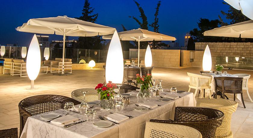 Leonardo Hotel Jerusalem Restaurant