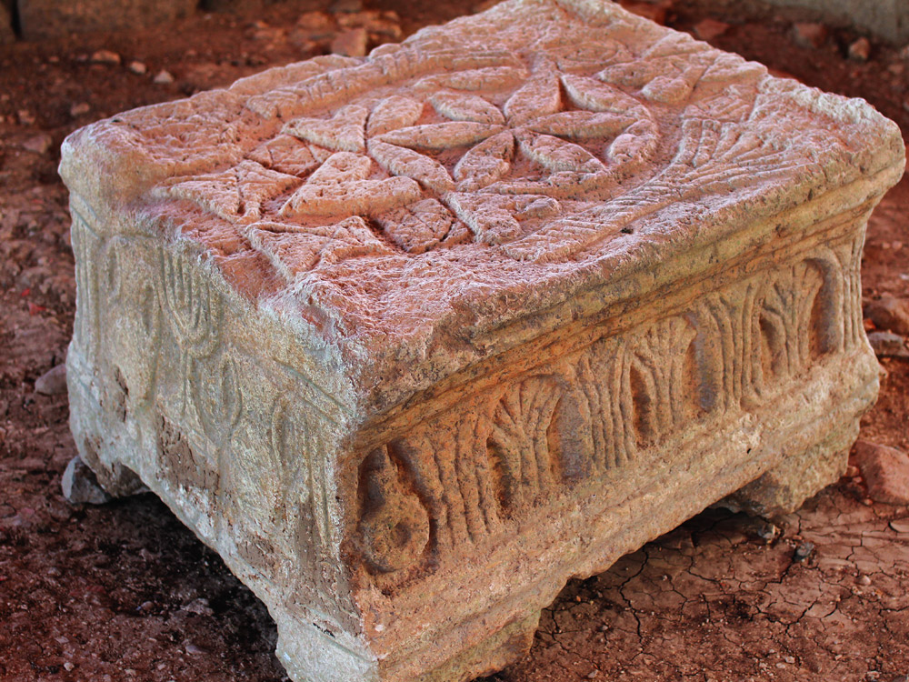 The Magdala Stone