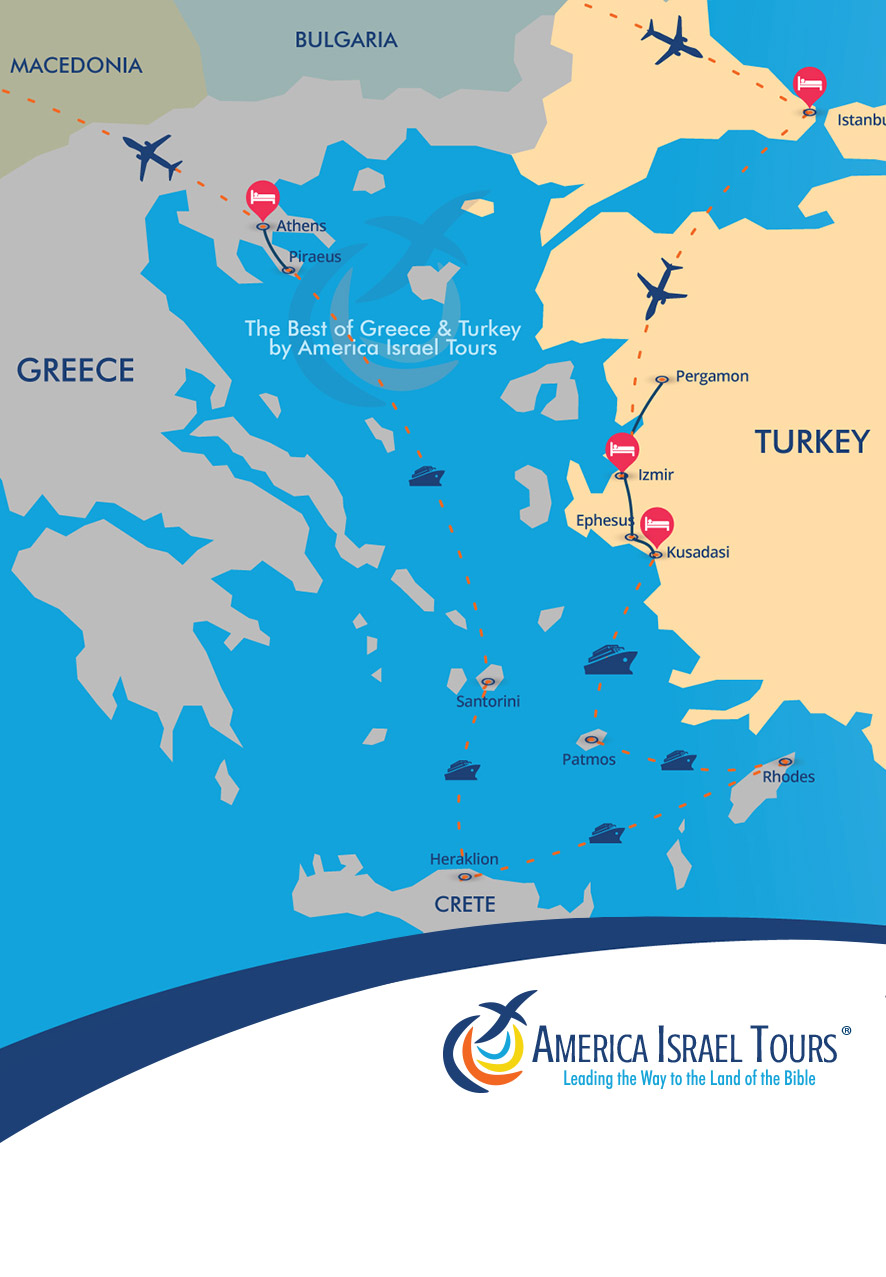 Christian Tours To Greece And Turkey