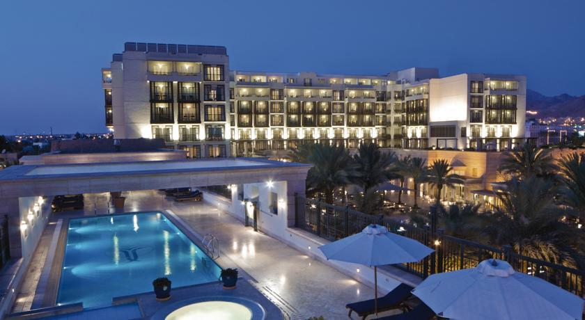 Movenpick Resort Residence Aqaba Hotel Aqaba