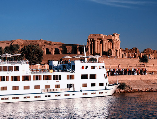 5 Days / 4 Nights Pre Tour Nile Cruise Extension