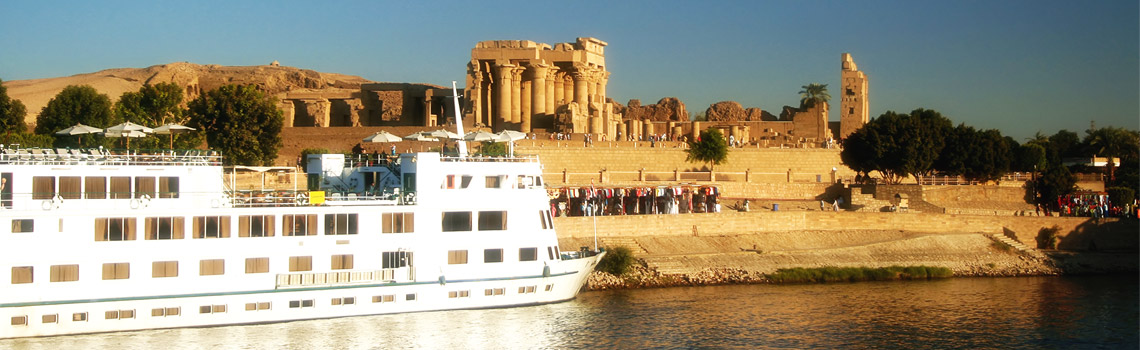This is our Nile River extension cruise.