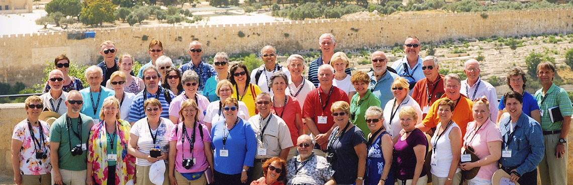 Egypt, Jordan and Israel Led by Pastor Jim & Kathy Farrell