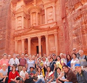Moises y Exodo tour