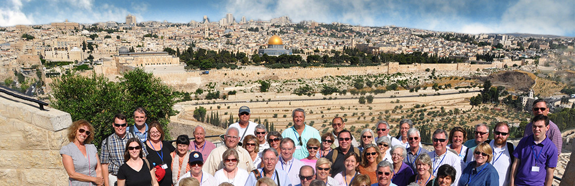 Rivers of Life Israel Journey