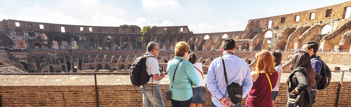 Colosseum Group Tour Rome