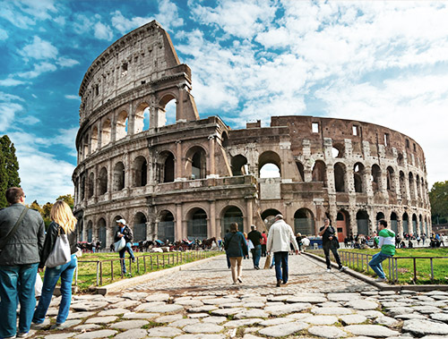 4 Days / 3 Nights Rome Extension