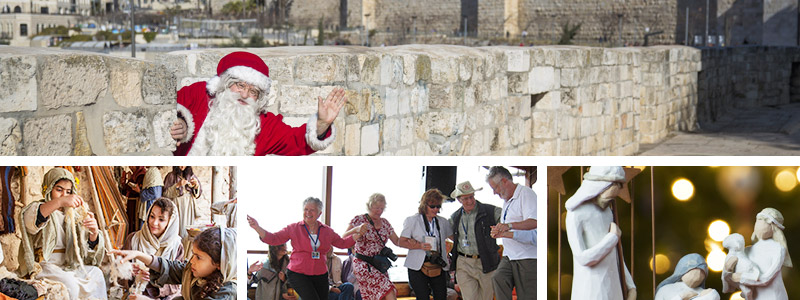 Experience Christmas in the Holy Land