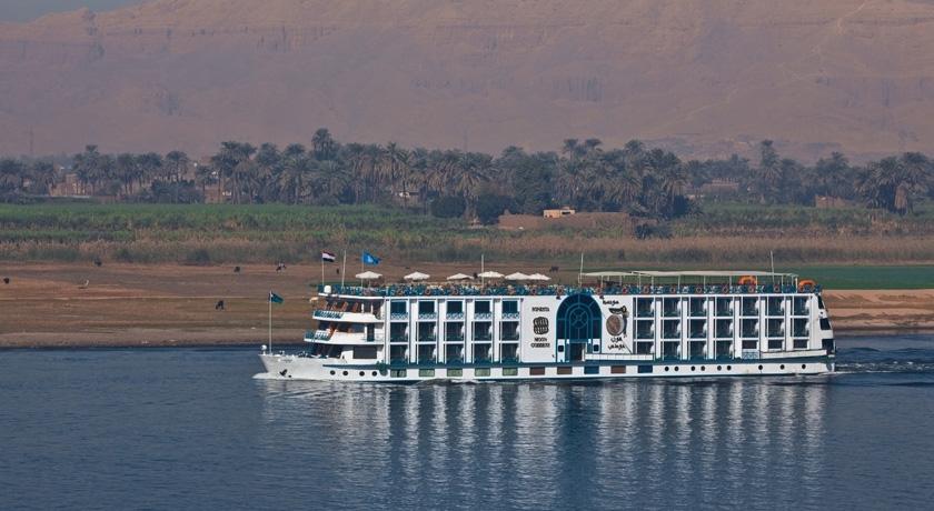 Sonesta Moon Goddess, Nile River Cruise