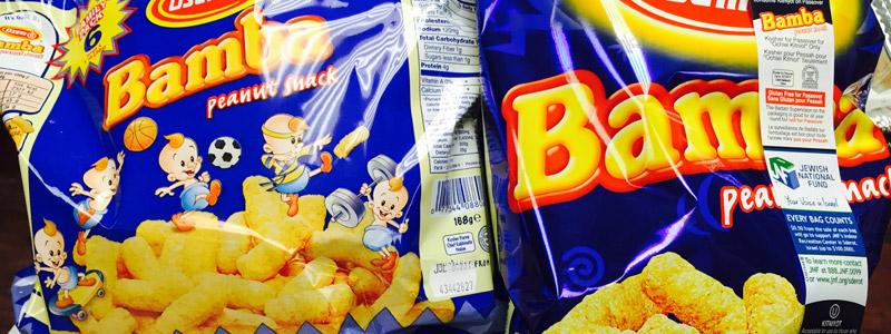 The Myth of the Bamba Peanut Snack