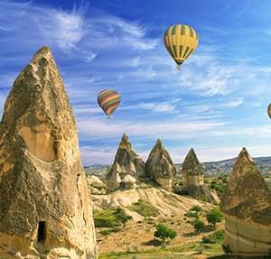 Turkey & Israel Journey Tour