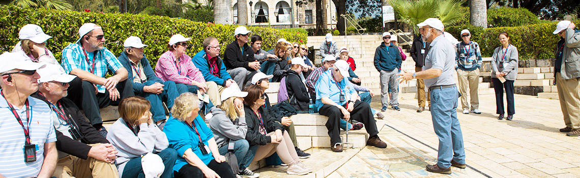 Meet our tour guides at America Israel Tours