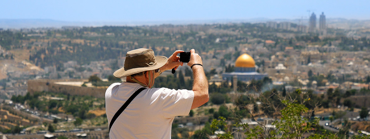 Record Breaking Number of Tourists Visit Israel