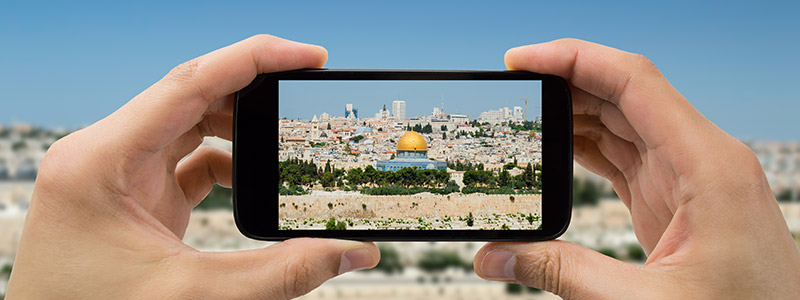Tourism to Israel Continues to Triumph