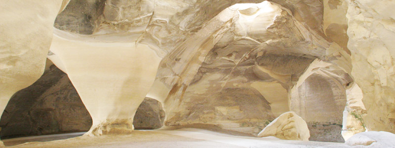 Beit Guvrin-Maresha Caves