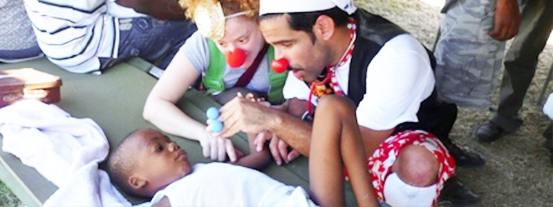 Medical Clowning Program at Haifa University
