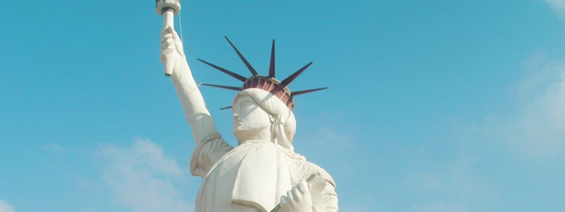 Arraba Statue of Liberty
